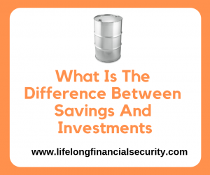 What Is The Difference Between Savings And Investments e1597712009957