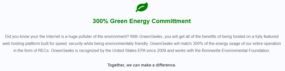 GreenGeeks WordPress Hosting Review