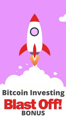 Bitcoin Investing Blast Off