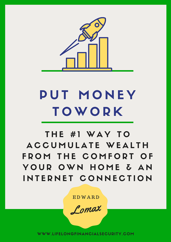 The 1 Way To Accumulate Wealth From The Comfort Of Your Own Home An Internet ConnectionPMTW